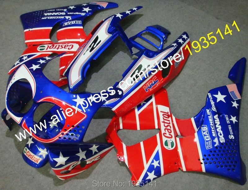 Горячие продаж,для Honda CBR900RR CBR893 комплект Огненный 1992 1993 CBR900 ЦБ РФ RR 900RR 92 93 CBR893RR ЦБ РФ 893RR обтекатель мотоцикла флаг