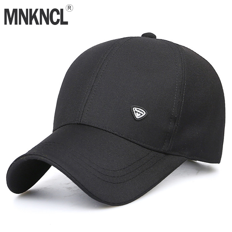 High Quality Spring Baseball Cap Summer Sport Men Snapback Cap Womens Hat Solid Color Adjust Sun Hat for Unisex Dad Fitted Hats ht647 warm winter leather fur baseball cap ear protect snapback hat for women high quality winter hats for men solid russian hat