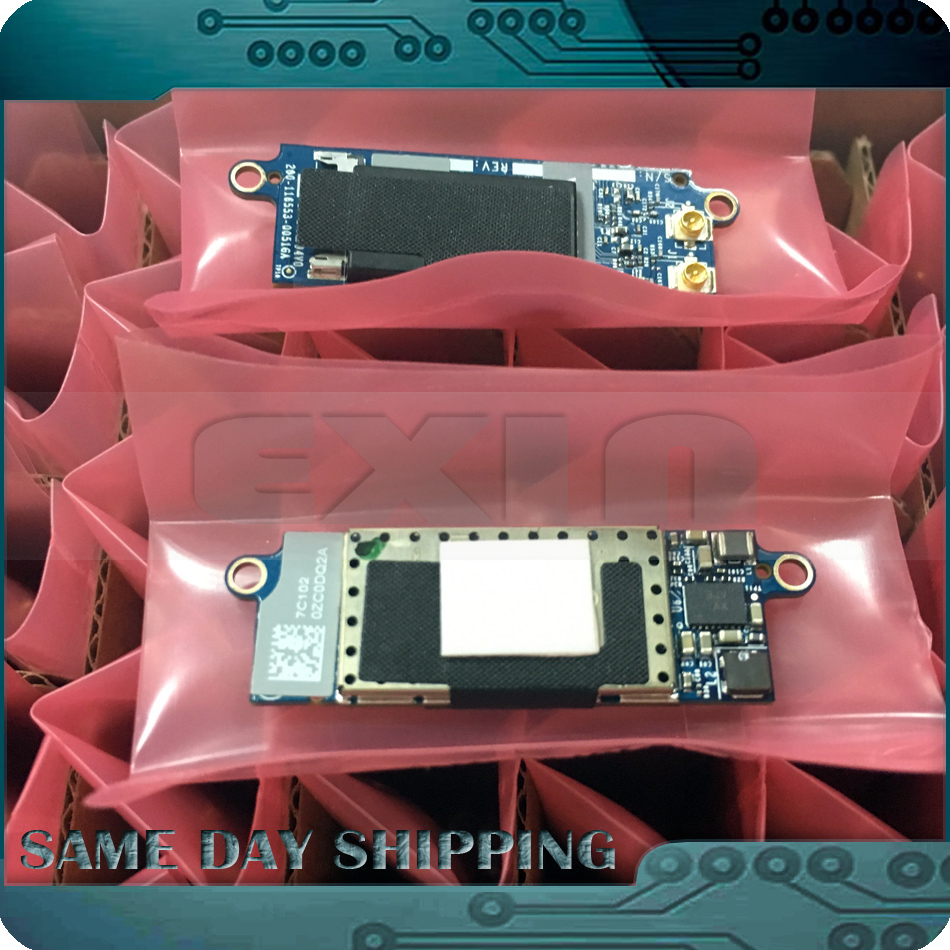 Original Used Laptop Wifi Airport Card For Macbook Pro A1278 A1286 Wifi Card 2008 2009 2010 BCM94322USA 607-6334-A 607-4144-A