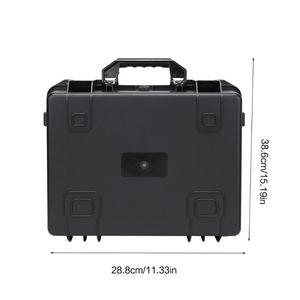Image 5 - Bolsa de almacenamiento impermeable para Dron DJI Mavic 2 Pro, bolsa de Estuche de transporte a prueba de explosiones
