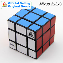 WitEden & Oskar Mixup 3x3x3 Magic Cube 3x3 Cubo Magico Professional Speed Neo Puzzle Kostka Antistress Fidget Toys For Boy