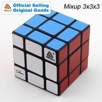 WitEden & Oskar Mixup 3x3x3 Magic Cube 3x3 Cubo Magico Professional Speed Neo Cube Puzzle Kostka Antistress Fidget Toys For Boy