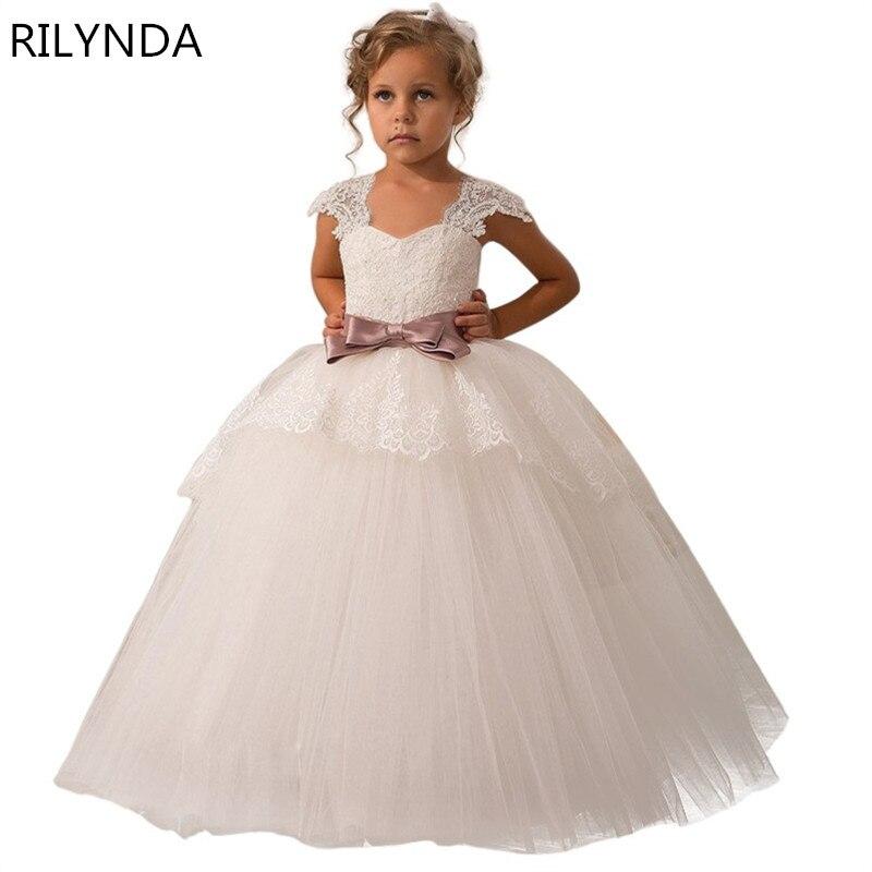 Awan gadis bunga kecil awan untuk majlis perkahwinan Bayi Parti berpakaian seksi gambar kanak-kanak Berpakaian anak prom pakaian gaun malam 2016