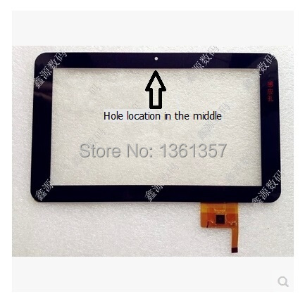 9'' inch For Allwinner A13 A10 Tablet Capacitive Touch Screen Digitizer OPD-TPC0027 Black free shipping