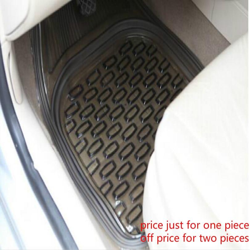 PVC Scaunul șoferului Scaunul șoferului auxiliar universal 64 * 47cm covoare covoare covoare covoare covoare auto negru Transparente transport gratuit