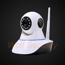 2.4G Wifi Cámara De Alarma de Alarma de Red. Compatible con 433 MHz detector inalámbrico. Compatible G90B WIfi Sistema de Alarma GSM.