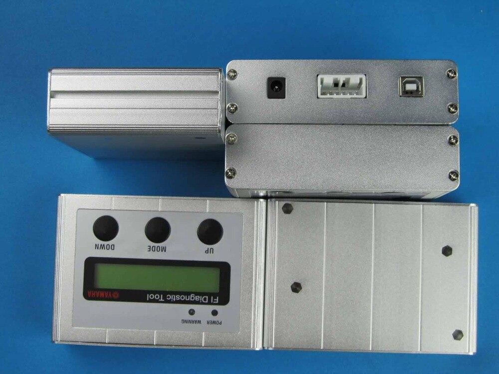 Escáner de motor para herramienta de diagnóstico de motocicleta yamaha 2 años de garantía - 3