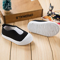 Spring infants and young children a pedal canvas shoes boys and girls shoes baby toddler shoes children 2 years old 1-3-