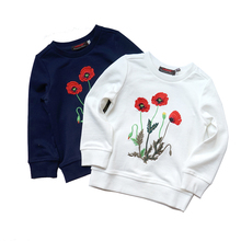 2016 new Catimini T shirt children girl t shirt French brand t sleeve girl tee