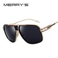 Männer Sonnenbrille der Neueste Vintage Großen Rahmen Goggle Sommer Stil Marke Design Sonnenbrille Oculos De Sol UV400