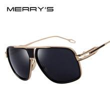 6049768595 Feliz hombres Gafas de sol más nuevo de la vendimia grande Marcos gafas  verano estilo marca de diseño Sol Gafas oculos de sol UV.