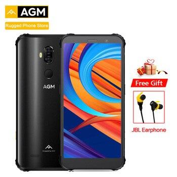 AGM X3 IP68 Étanche Mobile Téléphone 5.99