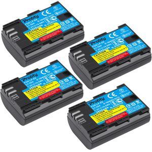 Image 3 - LP E6 E6N LP E6 LPE6 Battery 2650mah For Canon 5D Mark II III IV, 80D, 70D, 60D, 6D, EOS 5Ds, 5D2, 5D3, 5DSR, 5D4 camera