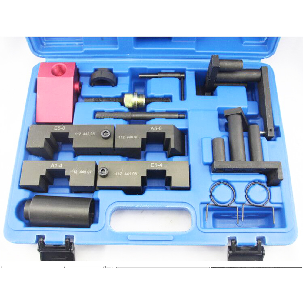 🛒[6g2qj] 11 PCS Camshaft Alignment Engine Timing Tool Kit