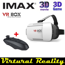 Google cartón CAJA 3.0 Pro 2.0 Versión 1.0 VR VR Gafas de Realidad Virtual oculus Rift + Control Remoto Bluetooth Gamepad