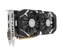 MSI GTX1060 Breeze 6G package without box spot. Limited number of!