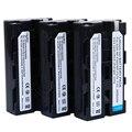 Wholesale 5x batterie NP-F570 NP-F550 NP-F330 NP F550 NP F330 F750 Battery for sony CCD-SC55 CCD-TRV81 DCR-TRV210 MVC-FD81 Hi-8