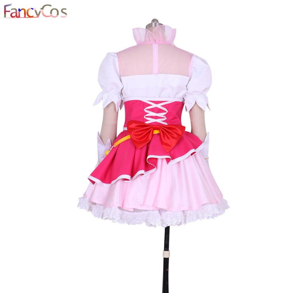 Halloween Maho Girls Precure Cure Miracle Mirai Asahina Girls Party Dress