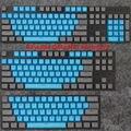 87/104 клавиши Pulse PBT Keycap набор ANSI полупрозрачный Keycap с подсветкой OEM Ключевые колпачки для Cherry MX Механическая игровая клавиатура