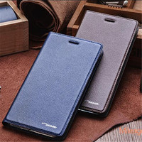 Original Superior Quality Genuine Magnetic Leather Luxury Stand Flip Back Cover Case For IPhone 7 8