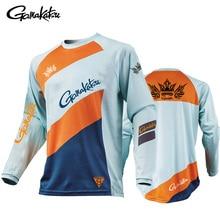 Летняя новая футболка с длинным рукавом для рыбалки, быстросохнущая одежда для рыбалки, Солнцезащитная одежда с защитой от уф, одежда для рыбалки rf643