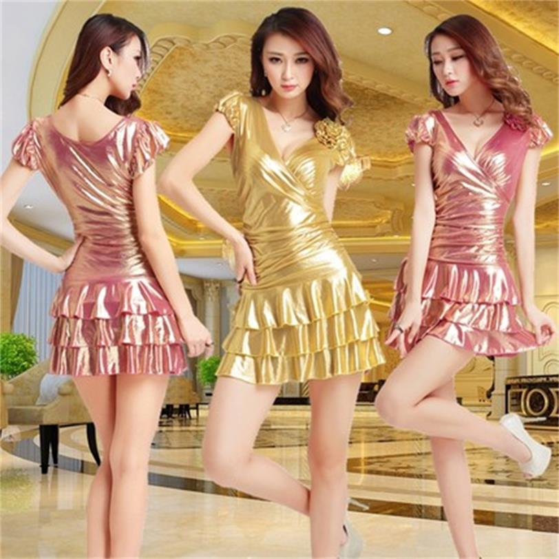 The New Slim Sexy Dress Night Games Ktv Princess Dress Lady Foot Bath Sauna Suits Technician Uniform