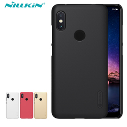 Xiaomi Redmi Note 6 Pro Case NILLKIN Frosted PC Hard Back Cover Case for Xiaomi Redmi Note 6 Pro Global Version 6.26 inch