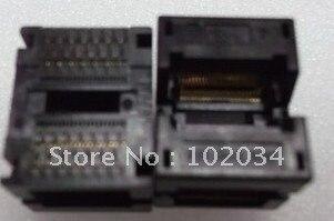 100% NEW OTS-30-0.65 TSSOP30 IC Test Socket / Programmer Adapter / Burn-in Socket (OTS-30-0.65-01) sop8 test ots 8 burn 1 27 03 switching adapter
