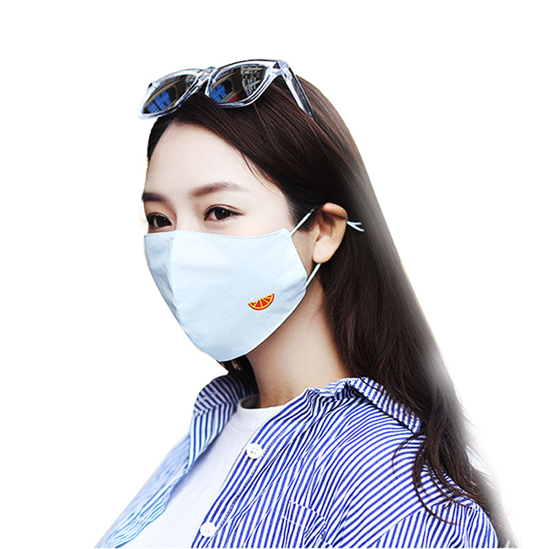 1Pcs Unisex Dust Allergy Flu Masks Washable Breath Healthy Safety Respirator Face Printing Mouth Masks For Gilrs And Woman Kids
