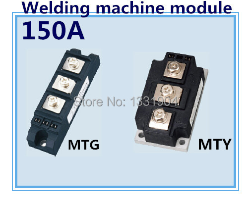 New brand Thyristor Module MTG MTY 150A welding joint scr module silicon control module used for welding machine brand new original japan niec pd150s8 indah 150a 800v thyristor modules