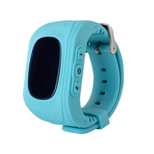 Symrun New Q50 Smart watch Baby Kid Gift Wristwatch GSM GPRS GPS Locator Tracker Anti-Lost Smartwatch For IOS and Andriod Phone