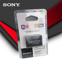 Sony Original NP-FH50 NP FH50 Camera rechargeable Battery HX100 A230 A290 A390 HX1 HX100V HX200 HX200V A380