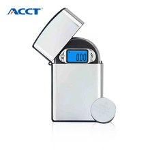 Mini balance de poche électronique numérique, 100g x 0.01g, mini étui plus léger, balance en diamant, pour bijoux, outil de fumeur, cadeau