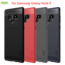 For Samsung Galaxy Note 9 Case Cover MOFI Fitted TPU Cases High Quality Soft Back Phone