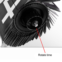 Unique Digital Flip Down Clock Internal Gear