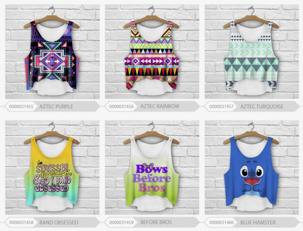 HTB1fDwIHpXXXXXhXXXXq6xXFXXXP - multicolor T-Shirts 3D Print women tank tops girlfriend gift ideas