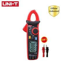 цена на UNI-T UT210E Mini Digital Clamp Meters True RMS AC/DC Current Voltage Auto Range VFC Capacitance Non Contact Multimeter Tester