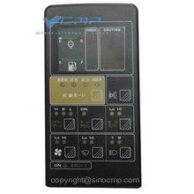 Для мини-экскаватора Komatsu PC100-5 PC120-5 PC150-5 экскаватор ЖК-дисплей монитор Панель 7824-70-3101 с гарантия 1 год