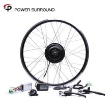 Электрический велосипед Bicicleta 36v350w спереди/сзади Электрический велосипед Conversion Kit бесщеточные двигатели концентратор 20 »26» 28»