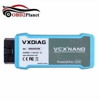 VXDIAG VCX NANO WiFi Version 5054 ODIS V3 03 For Audi VW Skoda Seat Support UDS