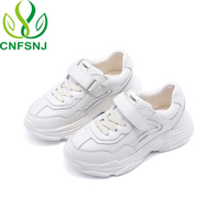 CNFSNJ Brand 2018 Spring hot sale Boys Girls Fashion Sports Trainers Sneakers Kids Running Mesh Breathable Casual Shoes