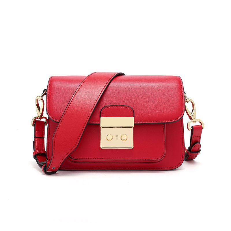 купить 100% Genuine Leather Original Design High Quality Women Leather Handbag Shoulder Bag Messenger Bags Crossbody Bolsa Female Small недорого