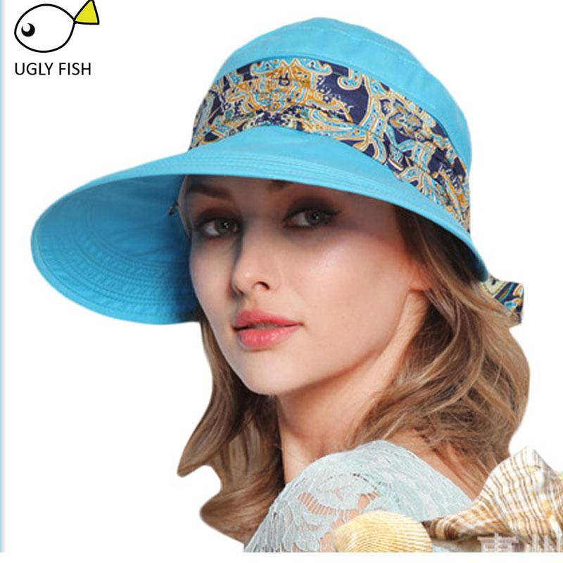 fe4ccecf7ce13 Detail Feedback Questions about Sun Hats Summer hats for women beach hat  sun visor hat visor on Aliexpress.com