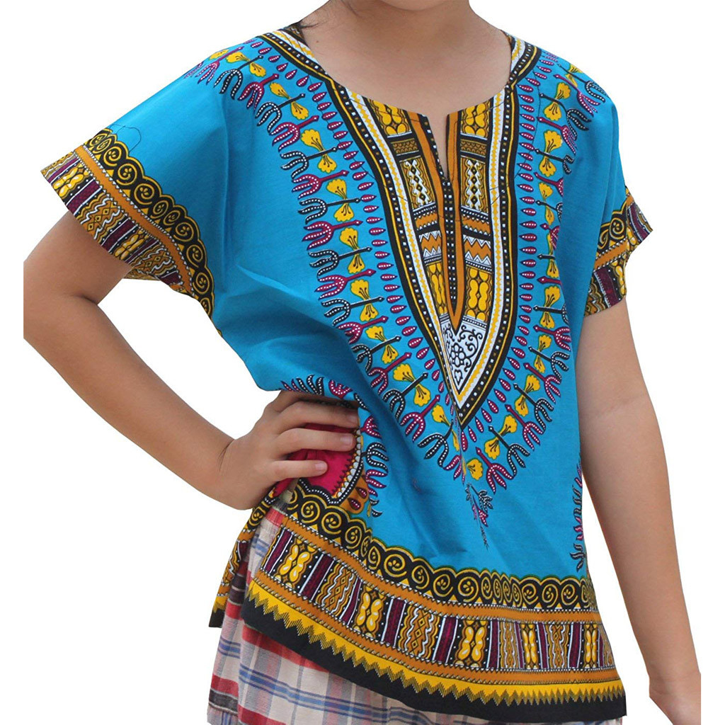 85e61f009 Detail Feedback Questions about Boy Girl Kids Baby Unisex Bright African  Colour Child Dashiki T Shirt Tee Tops fashion baby girl shirts camisetas  tshirt ...