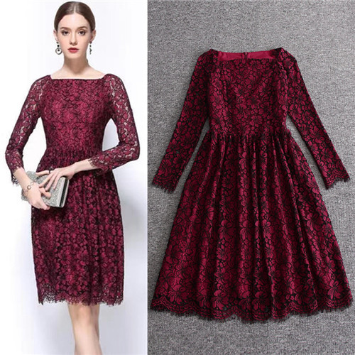 Compare Prices on Red Designer Dresses- Online Shopping/Buy Low ...