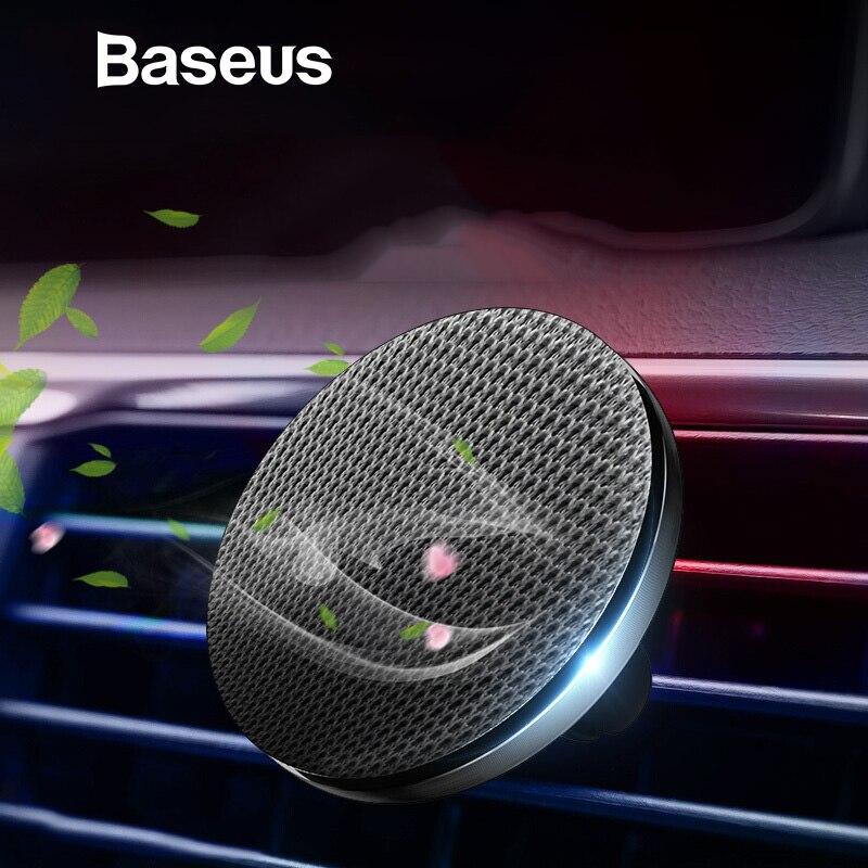 Baseus Aromatherapie Auto Telefon Halter Lufterfrischer Parfüm für Air Vent Outlet Auto-styling Lufterfrischer Klimaanlage Diffusor