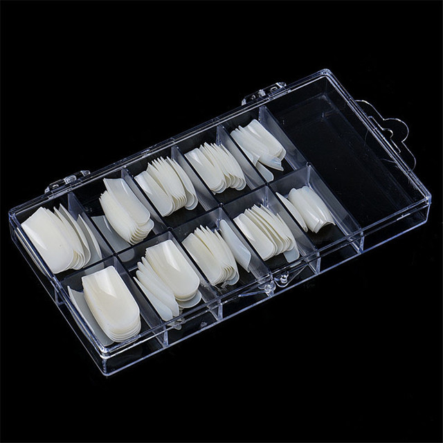 100pcs False Nail 2
