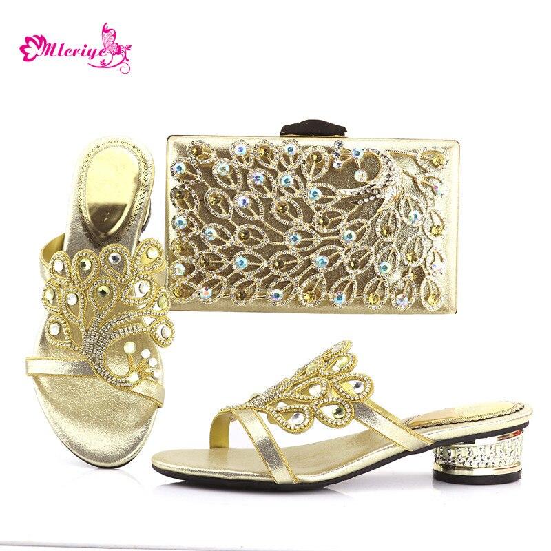 Avec Ensemble En Dames Regarder Pour Parti Et Chaussure Qualité Sac De Italiennes Nigérien Femmes Chaussures Nouveau Haute Partie XCxqaHnw7q