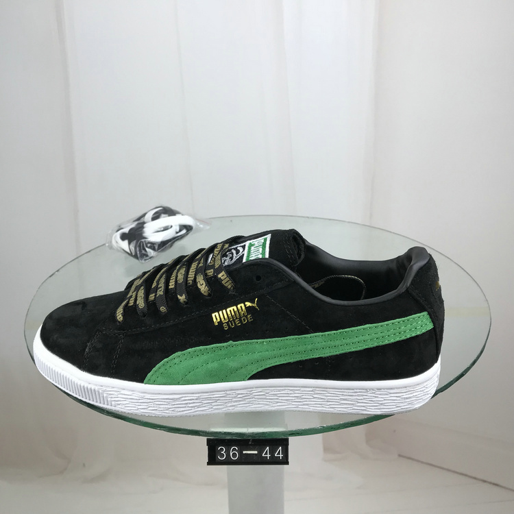 fe9e89c1da63 Original PUMa s 50th Anniversary Edition PUMA Suede 50 Classic X X LARGE  Suede Men s Women s Sneakers Badminton Shoes Size36 44-in Badminton Shoes  from ...