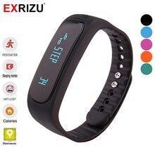 EXRIZU E02 Bluetooth 4 0 Sport Smart Band Smart Wristband Band Fitness Bracelet Tracker Running Smart